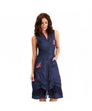 Joe Browns Cotton Midi Sleeveless Dresses for Women