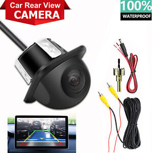 170° Car Rear View Backup Camera Reversing HD Night Vision Waterproof CAM Kit