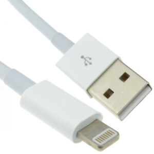 USB Sync / Cable de Carga Para IPHONE 5/6 Relámpago 8 Patillas 0.25m Corto