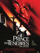 Prince Of Darkness Poster 02 A3 Box Canvas Print