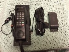 Motorola S2892A Analog Cellular Radio Telephone Transmitter  Mount, Phone& Power