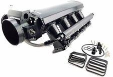 CHEVY L92 L99 LS3 LSA 6.2 Performance Aluminum Intake Manifold Kit + Fuel Rails