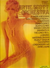 (Cover) THE ARTIE SHAW ORCHESTRA 1968 Stereo LP