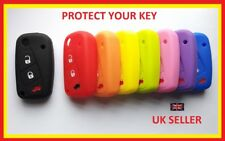 FIAT PANDA IDEA PUNTO STILO DUCATO 3 BUTTON CASE COVER FLIP KEY FOB REMOTE