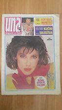 Elvis Presley On Cover - Ladies Womens Magazine Una - Yugoslavia 1985