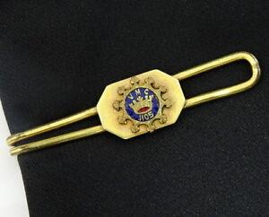 Vintage Royal Arcanum Tie Bar Clip VMC 1105