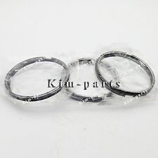 New 3 Sets STD Piston Ring for Mitsubishi K3D Diesel Engine Excavator Tractor