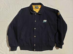 Vintage Honda Collection Jordan Mugen Power Formula 1 Jacket Blue Mens L