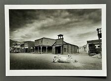 Cristina García Rodero Ltd. Ed. Photo 24x17 Alte Filmstudios Almeria Spain 1991