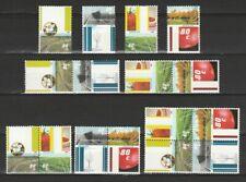 Nederland Stockkaart Zegels en Combinaties uit Postzegelboekjes 50 Postfris