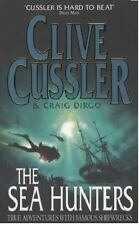CLIVE CUSSLER _____ THE SEA HUNTERS ____ BRAND NEW ___ FREEPOST UK