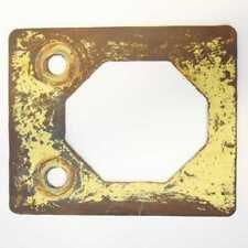 Used Brake Hole Cover Fits Hydra Mac 20c 20c 7607 687