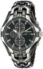 Mens Watch Solar Powered New Jewelry Wristwatch Stainless Steel Water Resistant