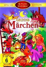 GRIMMS MÄRCHEN - 5 FILME DVD BOX - SPECIAL EDITION