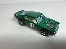 Hot Wheels Redline KING CUDA GREEN