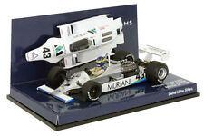 Minichamps Williams FW07 #43 británico GP 1980-Desiree Wilson 1/43 Escala