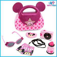 Disney Minnie Mouse Popstar Purse Play Set brand new in box
