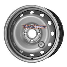 KIT 2 PZ CERCHI IN FERRO Dacia Logan Break 6Jx15 4x100 ET50