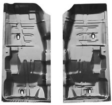68-72 GM A Body Interior Floor Pan Front to Rear - PAIR LH & RH Goodmark