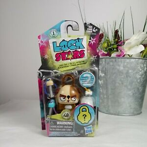 Lock Stars Basic Mini-Figures NEW Hasbro Series 1 DOG Collectibles Ages 4 & Up