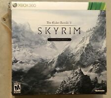 Elder Scrolls V:Skyrim-Collector's Ed. XBOX 360: All Items Except Game Itself