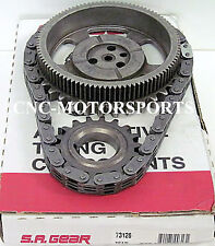SA GEAR 73126  TIMING CHAIN SET CHEVY CAMARO OR CORVETTE 1992-1994 LT1 350