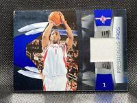 🔥2009-10 Prestige Tracy McGrady Prestigious Pros Blue #22 Basketball Card /250