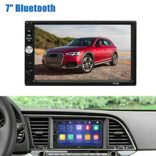 7 Inch Bluetooth Double 7012B 2 DIN Car FM Stereo Radio MP5 Player TouchScreen