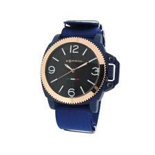 Orologio Zoppini Time Orologio con cinturino in nylon blu