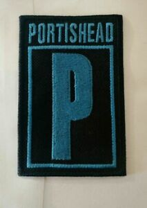 Portishead Band Patch Iron/sew-on 90s Trip hop Vintage Radiohead Massive Attack