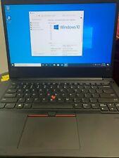 "Lenovo ThinkPad E490 14""FHD Intel i5-8265U 256GB SSD 8GB RAM W10 Pro"