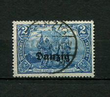 Danzig  Nr. 11b  gestempelt    (D593)