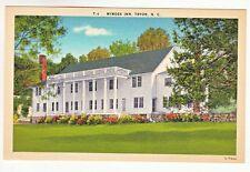 Postcard: Mimosa Inn, Tryon, N.C.