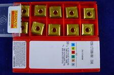 R290-12 T3 08M-MM2040 SANDVIK Carbide Inserts (Pack of 10)
