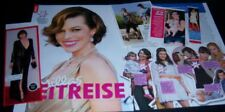 Milla Jovovich 30 pc German Clippings Collection Full Pages