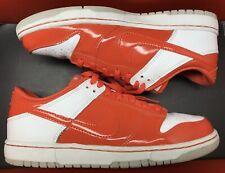 2006 Nike Dunk Low ID Orange Grey Off White BTTYS Syracuse Raygun High SB Sz 9.5