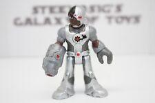 Fisher-Price Imaginext DC Super Friends Cyborg w/ Canon