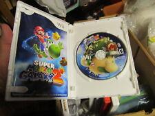 Super Mario Galaxy 2 (Nintendo Wii, 2010) COMPLETE TESTED