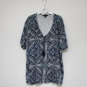 Ulla Popken  Gr.58 / 60   Shirt   Nr. 18
