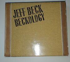 Jeff Beck – Beckology - 3 X CD