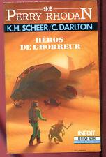 SCHEER & DARLTON: PERRY RHODAN 92. FLEUVE NOIR. 1991.