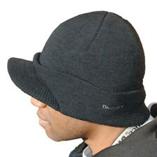 Technics Peaked Beanie Hat - Charcoal Grey - Official from DMC World!