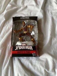 Marvel Legends Spider-Man - Puma (NO BAF)