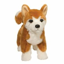 "Douglas Toys Dunham Shiba Inu Stuffed Animal 16"""