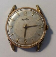Roamer MST 372 montre mécanique watch movement. Fourniture horlogerie sparepart