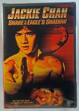 Snake in the Eagle's Shadow (DVD, 2002) - FACTORY SEALED