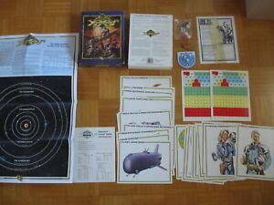 Buck Rogers Box Set 25th Century – Komplett / unbenutzter Zustand – Orden Patch