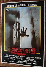 Used - Cartel de Cine LA NIEBLA  Vintage Movie Film Poster - Usado