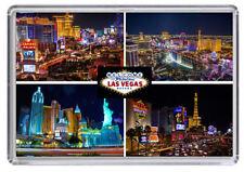 Las Vegas Nevada Fridge Magnet 04