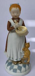 Vintage Holly Hobbie  Ceramic Figure